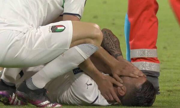 Euro 2020: Χειρουργείο ο Σπινατσόλα - Εκτός δράσης για έξι μήνες (photos+video)