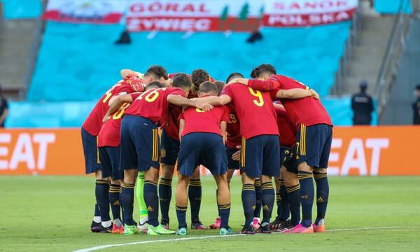 Euro 2020: Οι αξέχαστες στιγμές της Ισπανίας - Περιπέτεια και θρίλερ στα νοκ άουτ (video+photos)