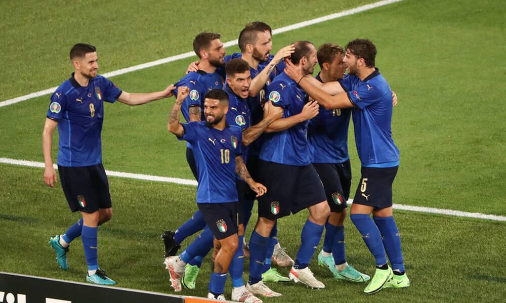 Euro 2020: Η τρομερή πορεία της Ιταλίας μέχρι τα ημιτελικά (video+photos)