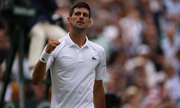 Wimbledon: Με περίπατο στα προημιτελικά ο Τζόκοβιτς! (video+photos)