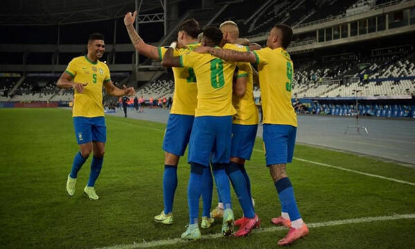 Copa America: Στον τελικό χωρίς να εντυπωσιάσει η Βραζιλία (video)