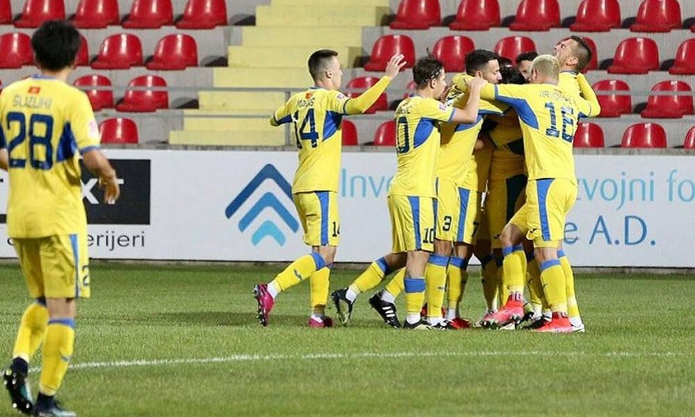 Conference League: Τον πρώτο λόγο Μόστα και Ποντγκόριτσα