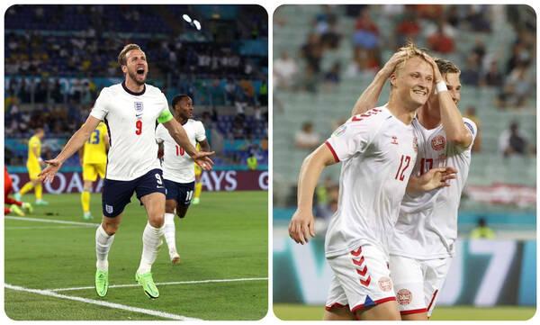 Euro 2020: Το πρόγραμμα της ημέρας (07/07)