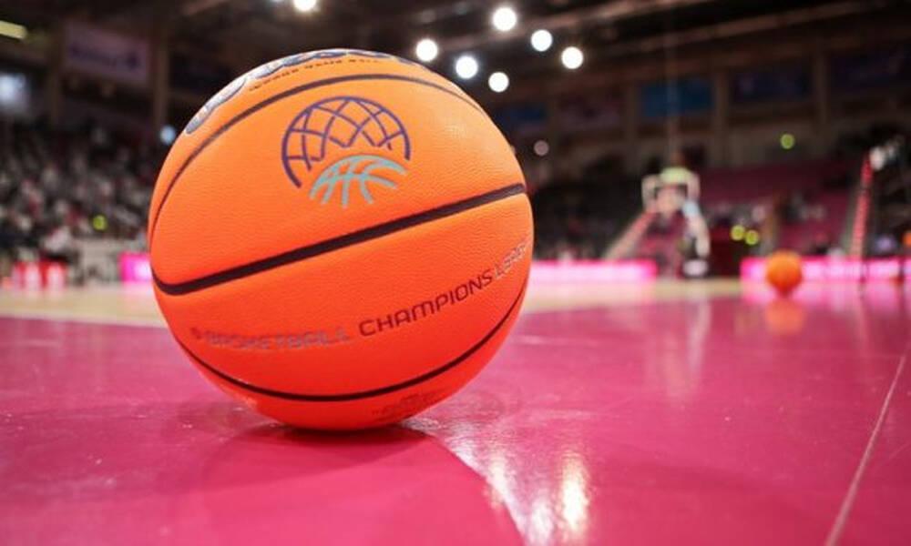 Basketball Champions League: Ώρα κλήρωσης για Λαύριο, ΑΕΚ, ΠΑΟΚ και Περιστέρι