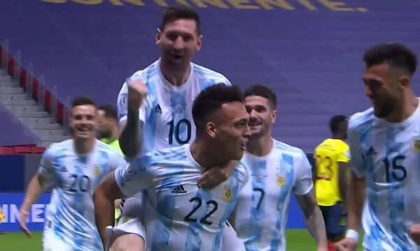 Copa America: Τελικός… classico μέσω πέναλτι για Αργεντινή (video)
