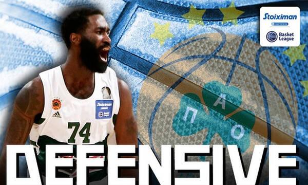 Basket League: Ο Χάουαρντ Σαντ-Ρος Καλύτερος Αμυντικός