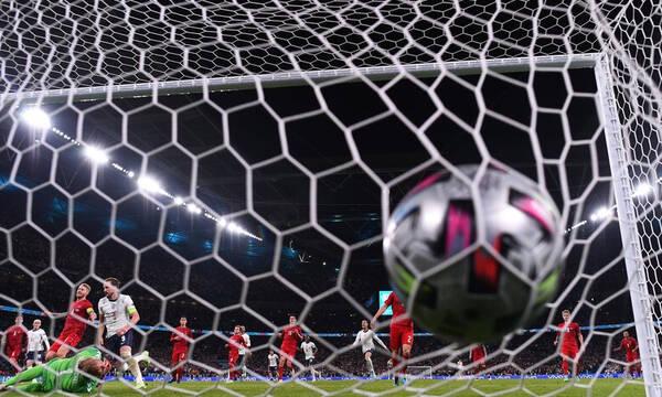Euro 2020: Αγγλία-Δανία 2-1 – Τα highlights της πρόκρισης των «λιονταριών» (video+photos)