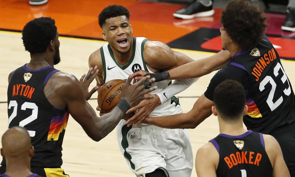 NBA: Θέλει τίτλο με τους Μπακς ο Γιάννης - Η ατάκα για τον τραυματισμό του