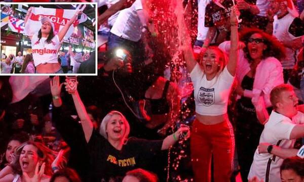 Euro 2020: Παράνοια στην Αγγλία – «Είναι το μεγαλύτερο όνειρο;» (photos)