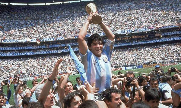 Οι αποδοκιμασίες στον τελικό Γερμανία-Αργεντινή και η οργή του Μαραντόνα! (video)