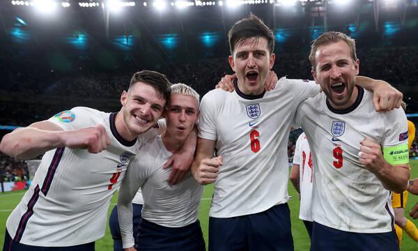 Euro 2020: Πολυβόλο ο Κέιν στα μεγάλα ματς, οδηγεί την Αγγλία! (video+photos)