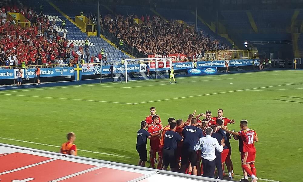 Conference League: Προβάδισμα η Βελέζ για… ΑΕΚ
