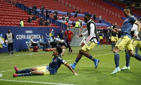 Copa America: Τρίτη θέση για Κολομβία (video)