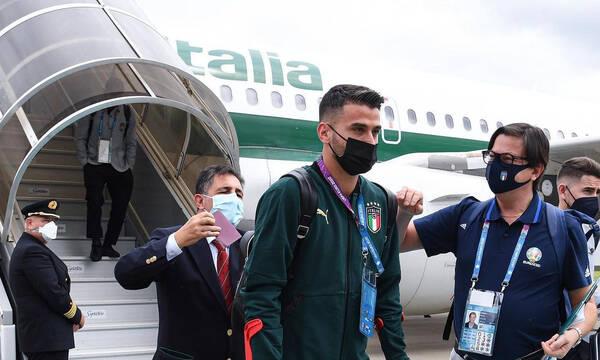 Euro 2020: Στο πλευρό της εθνικής Ιταλίας ο Σπινατσόλα