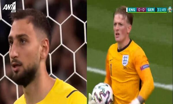Euro 2020: Η μάχη των Πίκφορντ και Ντοναρούμα