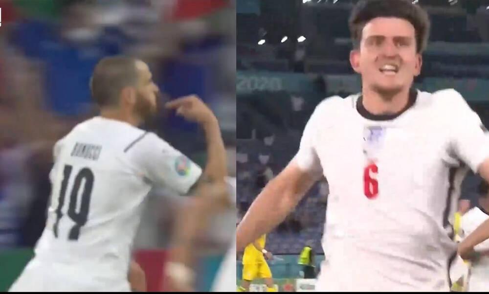 Euro 2020: Ιταλία-Αγγλία - Οι αμυντικοί έγιναν εκτελεστές! (video)