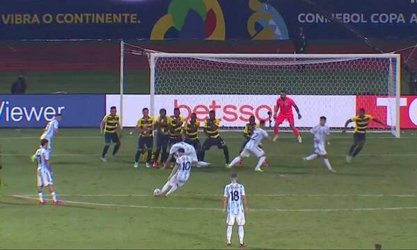 Copa America: Οι γκολάρες της Αργεντινής (video+photos)