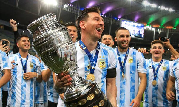 Copa America: Επική περιγραφή γι' Αργεντινή και Μέσι – «Τελείωσε Λίο, τελείωσε…»! (video+photos)