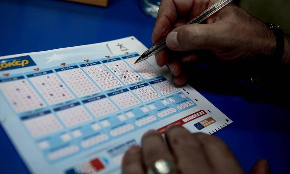Τζόκερ κλήρωση σήμερα (11/7/2021): Οι τυχεροί αριθμοί που κερδίζουν 7.200.000 ευρώ