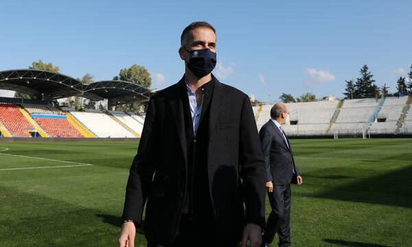 Μπακογιάννης: «Το γήπεδο του Παναθηναϊκού θα δημοπρατηθεί τον Σεπτέμβριο»