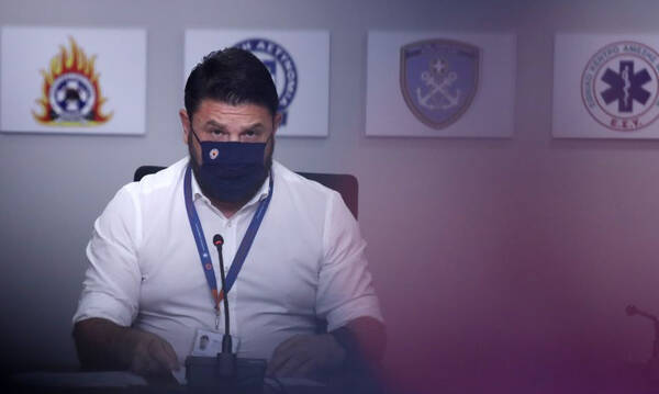 Χαρδαλιάς: Απάντησε στους Τούρκους - «Αρνήθηκαν τα τεστ, με εντολή μου δεν επετράπη η είσοδος»