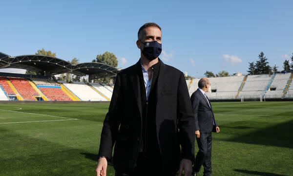 Μπακογιάννης για τη Λεωφόρο: «Είναι επικίνδυνο γήπεδο»!