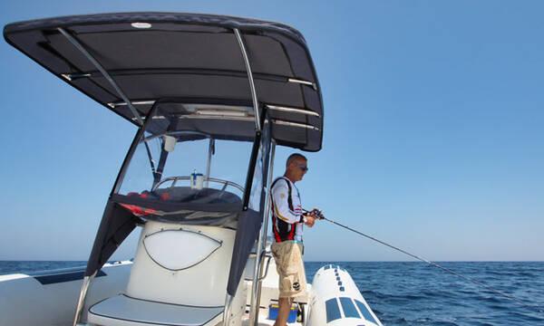 Η μυθική ψαριά του Στέλιου Ρόκκου - Έβγαλε «θηρίο» 30 κιλών (photos)