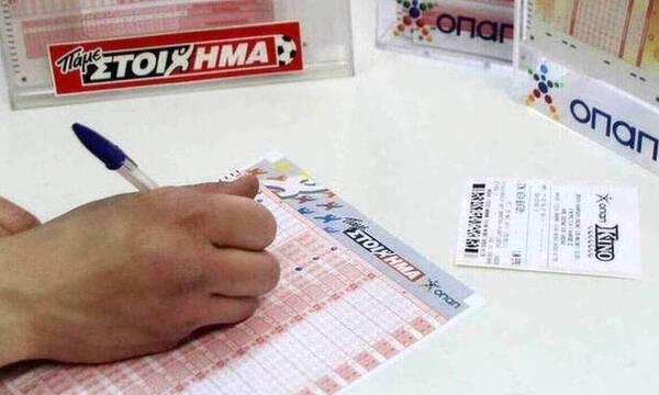 Έσπασε τα ταμεία: Με 8 ευρώ κέρδισε 4.269,94  ευρώ