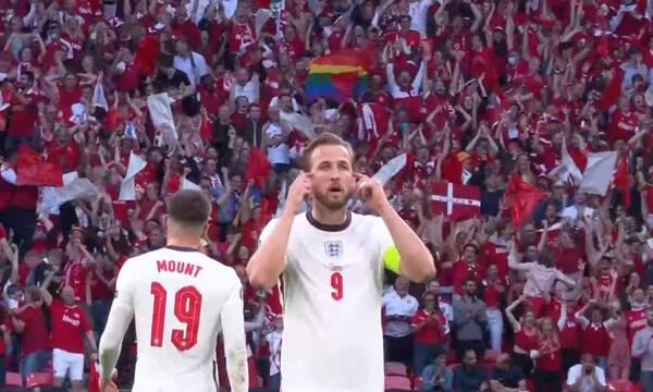 Euro 2020: Επίθεση από Άγγλους καταγγέλουν Δανοί οπαδοί! (video+photos)