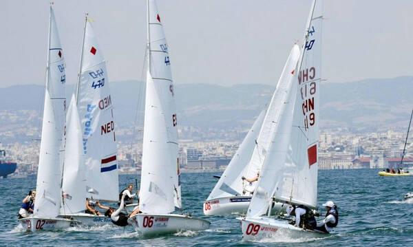 Παγκόσμιο Πρωτάθλημα 470 Junior: Η πορεία του ελληνικού πληρώματος
