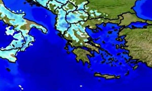 Καιρός: Προσοχή! Έρχεται η «Ψυχρή Λίμνη» - Μετά τη ζέστη επικίνδυνες καταιγίδες