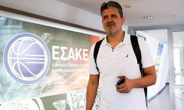 ΕΣΑΚΕ-Πανταζόπουλος: «Η μόνη πρόταση για τους ξένους που υπάρχει στο... τραπέζι είναι του ΠΣΑΚ»