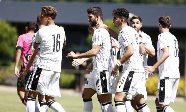 ΠΑΟΚ-Σαρλερουά 2-0: Σεφτέ o Ολιβέιρα, γκολάρα ο Μουργκ - Αγωνία για Τζόλη! (photos)