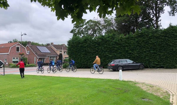 ΝΠΣ Βόλος: Η ποδηλατάδα του… Μπέου στην Ολλανδία