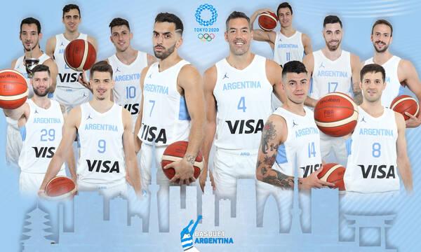 Ολυμπιακοί Αγώνες: Αυτή είναι η αποστολή της Αργεντινής για το Τόκιο (photo)