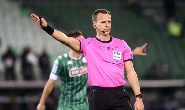 Βελέζ Μόσταρ-ΑΕΚ: Ο διαιτητής για τον προκριματικό αγώνα του Conference League