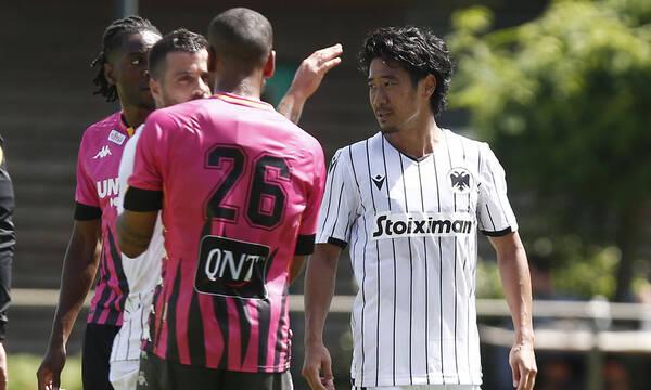 ΠΑΟΚ: Το σχόλιο του Καγκάβα για το ματς με τη Σαρλερουά (photos)