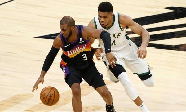 NBA: Προκαλεί ο Πολ - Υποτιμητική δήλωση για Αντετοκούνμπο (photos)