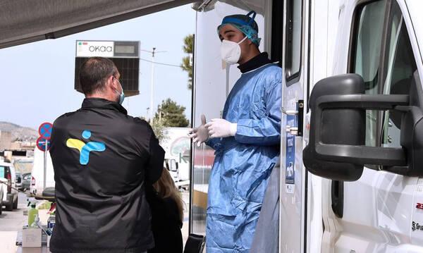 Κρούσματα σήμερα: 1.558 νέα ανακοίνωσε ο ΕΟΔΥ - 10 θάνατοι σε 24 ώρες, 123 οι διασωληνωμένοι