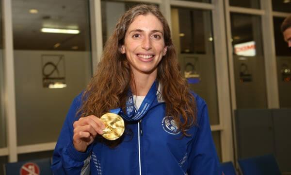 Ολυμπιακοί Αγώνες– Άννα Ντουντουνάκη: «Ένα ρεκόρ και… ότι άλλο έρθει» (photos)