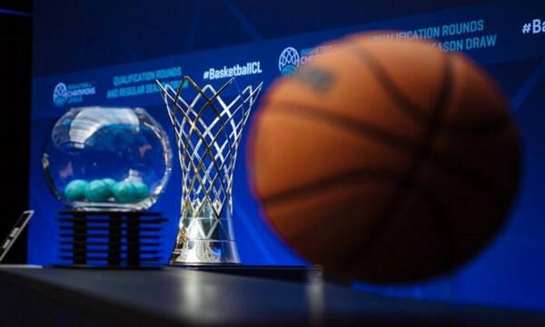 BCL:  Πρεμιέρα εκτός έδρας για ΠΑΟΚ και ΑΕΚ, εντός το Λαύριο – Παιχνίδια και τη Δευτέρα