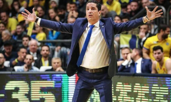 Μακάμπι-Σφαιρόπουλος: «Ήταν μεγάλη τιμή που είχα παίκτη τον Κάσπι» (vid)