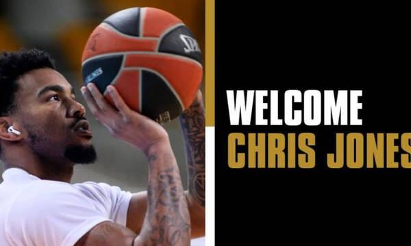Βιλερμπάν: Ενισχύθηκε με Κρις Τζόουνς