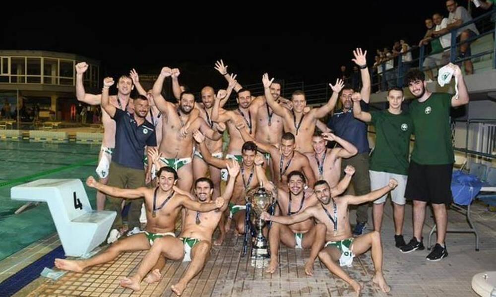 Παναθηναϊκός ΑΟ: Νέος τιμ μάνατζερ στην ομάδα πόλο ο Λουκάς Λύκαρης