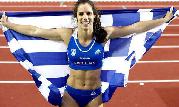 Ολυμπιακοί Αγώνες: «Πάτησε» Τόκιο η Κυριακοπούλου, αύριο φτάνει η Στεφανίδη