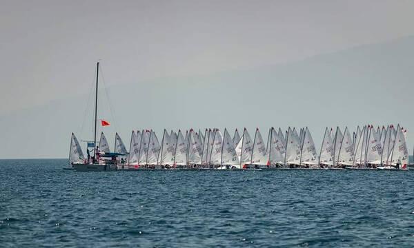 Με 37 Έλληνες ιστιοπλόους το Ευρωπαϊκό πρωτάθλημα Λέιζερ 4,7 youth στη Γερμανία