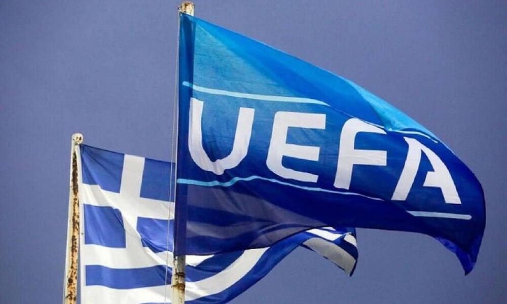 UEFA: Μάχες Ολυμπιακού, ΠΑΟΚ, ΑΕΚ, Άρη με φόντο την 15η θέση