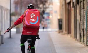 Το efood βάζει «γκολ» στο delivery με ένα νέο μοντέλο εργασίας