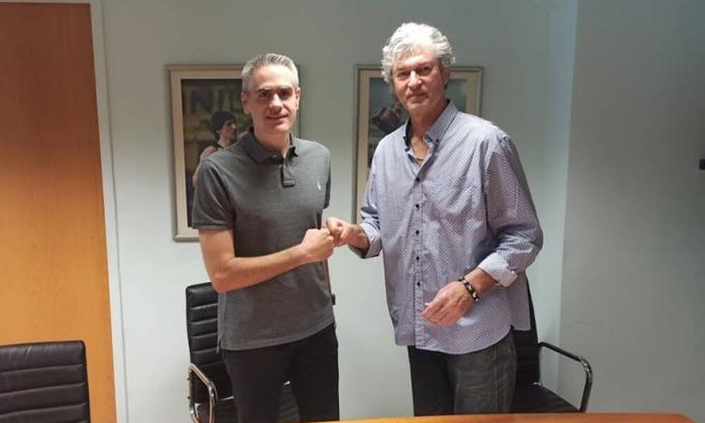 Παπαγεωργίου: «Ο Καστρίτης ανήκει στην ελίτ της νέας γενιάς προπονητών»