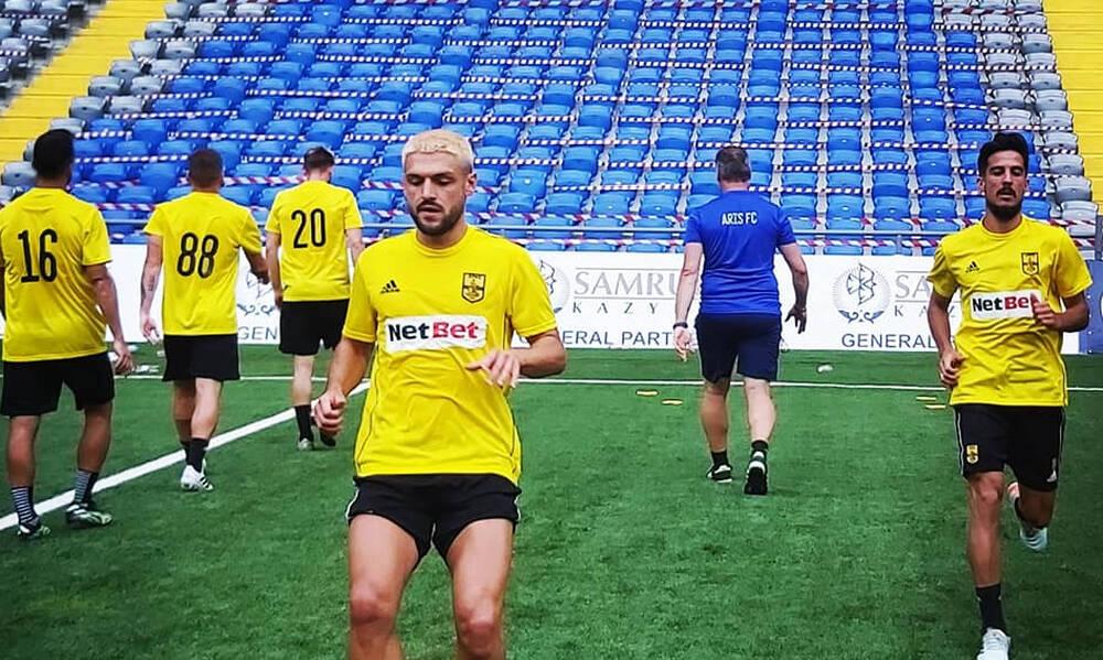 Αστάνα-Άρης: Απρόοπτο στους Θεσσαλονικείς - Νοκ άουτ βασικός παίκτης! (photos)